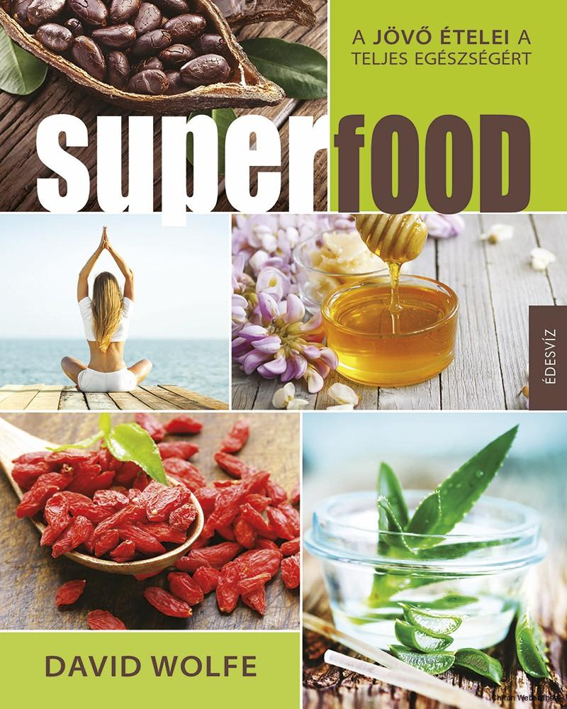 David Wolfie: Superfood